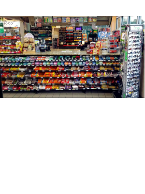 Convenience Store - Inside Store